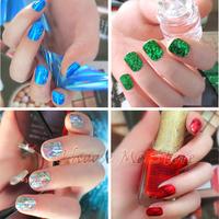 (100pcs/lot) New arrival 2014 Hot Selling Transfer Foil for Nail Art, Nail Sticker 2.5cm*9cm/pcs 20 Designs(NS13)