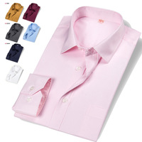 2013 Mens brand formal Oxford shirts Long sleeve dress shirt men Classic button down Easy Care business shirt for men 78%cotton