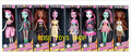 Christmas gift for children  Monster High dolls 8pcs/lot,8style!!! 28cm highly, girls plastic toys with box Free shipping