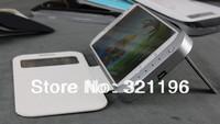 3500mah Original Dormancy sleep function External Back Battery Case For S4 I9500 Battery Case For Samsung Galaxy SIV free ship