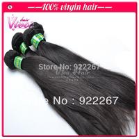 Rosa hair products, straight brazilian virgin hair weaves 4pcs/lot , 100% human hair extension, nice than new star ms lula mocha