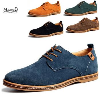 Хог качество 2015 мужская весна осень свободного покроя из натуральной кожи кроссовки обувь мужской блейзер мужской обуви мокасины из мягкой кожи оксфорд