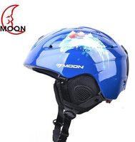 2014 Skiing helmet hat autumn and winter adult male Women monoboard ski helmet