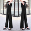 Free shipping 2013 Autumn-Summer Women OL high Waist Street Overalls formal Work Pants western-style trousers Plus Size XXS-5XL