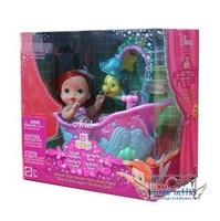 Genuine princess doll,Royal Nursery,Mermaid Magic Bathtub, dolls for girls