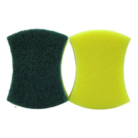 2013 Hot Wholesale Sponge Pad For Kitchen Cleaning/Kitchen Sponge/Cleaning Sponge