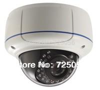 2.0megapixel 1080P Vandalproof Varifocal Dome IP Security  CCTV Camera P2P motion detection 20m IR nightvision ICR 2.8-12mmlens