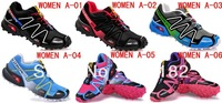 2013 new Colors Salomon Running shoes Women Sport Running Shoes Womens Sneakers 36-41 Wholesale Price