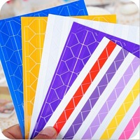 Free Shipping The Photo Album Scrapbooking Corner Sticker Paper Baby Wedding Photos Diy Scrapbook Stickers Holder (15pcs/lot)