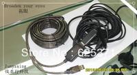 USB 20M endoscope camera,underwater working borescope,cctv camera,inspection tool