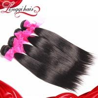 Free Shipping Hotsale 6A Filipino Virgin Hair, 3pcs Lot Virgin Filipino Human Hair Weaves, Straight Virgin Hair Bundles
