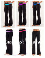 NWT Hot Seller LULULEMON PANTS  Wholesale Women's lulu lemon Groove pants Retail Lululemon good leggings size us2 4 6 8 10 12