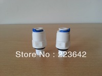 4pcs/lot Ultimaker Feeder Quick Fit Coupling Fitting 6mm plastic tube head Free Shipping