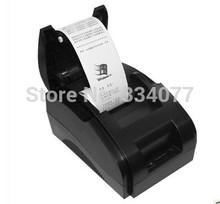 mini 58mm thermal receipt printer ticket pos 58 USB Interface(China (Mainland))
