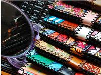Vintage Candy Color Women Leather Pure Wallet Purse Long Clutch Handbag Bag bankbook pocket Hot