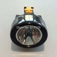 New LED Headlight Wireless Mining Light Coal Miner's Lamp Hiking Hunting