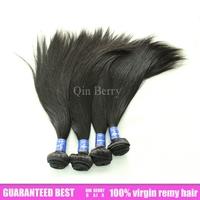 cheapest brazilian hair free shipping human remi hair extension mix length 4pc grade 4a  bella dream straight hair