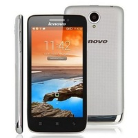 "Original Lenovo S650 8GB ROM 1GB RAM MTK6582 1.3MHz Quad Core 960x540 4.7"" IPS 3G Android 4.2 Supports Russian Spanish"