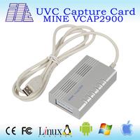 High quality and Convenient USB 2.0 Video capture box VCAP2900