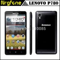 "stock! Original Lenovo P780 Express phone 3G WCDMA mtk6589 5"" IPS OTG Quad core phones Android4.2 1280x720 4000mAh free shipping"