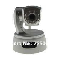 HD 1megapixel 720P wireless IP 3X zoom camera,WIFI, 3.6mm lens,10-15m IR,alarm,motion detection,ir cut, support max  32G TF card