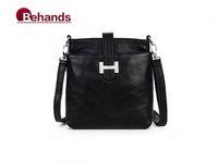 2014 Fashion Handbag Genuine leather Shoulder Bags Women Purses 6 Colors Messenger BAG Hobo BH136A+Free Shipping