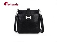 2014 New Casual Handbags Genuine leather Shoulder Bags Women Purses 5 Colors Messenger BAG Hobo BH136+Free Shipping