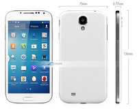 Cheap Gaoxin S4 i9500 android phone 4.7 inch 5.0MP Camera MTK6515 White