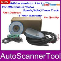 2014 A+ Quality Adblue Emulator With Programe Adaptor Adblue Emulator Volvo For Bus/Truck/Heavy Vehicles Fast Shipping