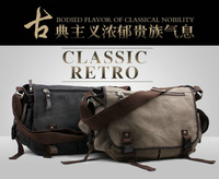New 2013 canvas casual men messenger bag,medium size shoulder bags for male,young man travel bags,student school bag,MB140