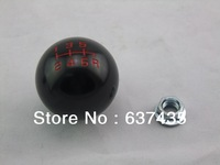 HS-SK007 2013 HOSO Store New Design HOSO 6 speed Type-R ROUND/ Manual gear shift knob for 92-2012 HONDA CIVIC Accord S2000 Acura