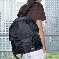 New! super sale durable polyester black backpacks fashion design shoulder bag for school book bags , Shade London