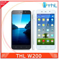 THL W200 black MTK6589T 1+8GB ROM 1.5GHz Android phones 4.2 OS 5 inch HD Screen 8Mp Camera  cellphone Free Shipping
