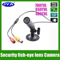 JYACAM   Surveillance 700TVL  CCD HD 3.6mm  Mini Bulletr Hidden Security CCTV Camera