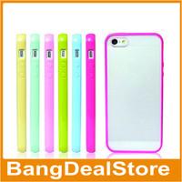Seven Color Coconut for Mobile phone Bumper Case for 5G