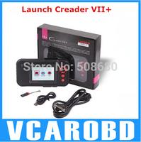 2014 Original Code Reader 7+ L aunch X431 Creader VII+ Equal To CRP123 Creader VII Plus Update Via Offical Website