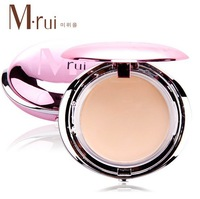 Wholesale 18pcs/lot  New Brand M.rui* Cosmetic Face Makeup Perfect Flawless Oil-control Powder Compact  Foundation#M623