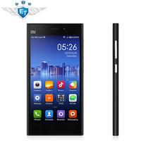 "Original Xiaomi Mi3 m3 Mi 3 5.0"" FHD IPS 1920x1080 2GB RAM 64GB Snapdragan 800 2.3GHz smart phones WCDMA Dual Camera 13.0MP"