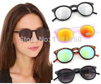Мода многоцветный 2014 меркурий зеркало очки мужчины солнцезащитные очки женщины ...