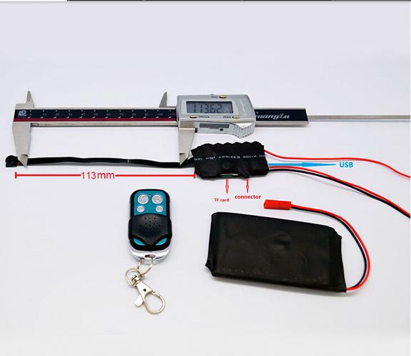 Wireless Mini Module Board Camera Video DV HD Hidden Micro Secret Camera DVR Recorder Operated By Remote Control Free Shipping(China (Mainland))