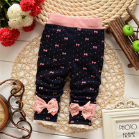 Free shipping 2014 Spring and Autumn New Children 0-3 years old leggings,baby girls legging pants,kid trousers#Z199/Z666