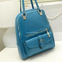 2014 female Korean Vintage packets Rucksacks laptop shoulder bags schoolbags carried by students 18061 b011