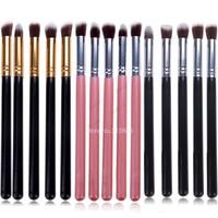 Hot Sale 5pcs Eye brushes set eye shadow Blending Pencil brush Makeup tools Cosmetic Brushes SV000968 B26