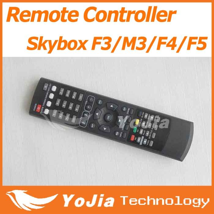 1pc Remote Control Skybox F3 F4 F5 F3S F5S F4S A3 A4 M3 M5 satellite receiver(China (Mainland))