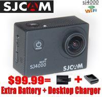 Original SJ4000 SJ4000 Wifi Helmet Action Sports Cam Camera