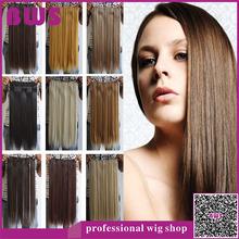 brown hair extension price