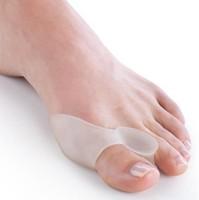 Hallux valgus Toe separator corrective insoles separators  insoles wholesale tiptoe