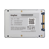 "SSD 2.5"" SATA 120GB KingFast F6 For ASUS Lenovo Dell HP ASUS Acer Thinkpad laptop Acer Thinkpad Laptop Desktop PS3 PS4"