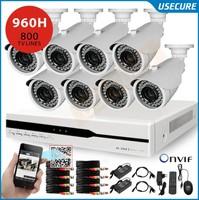 CCTV Видеорегистратор USECURE h.264 32ch DVR HDMI 1080P 32ch NVR Onvif CCTV DVR US-9332HE