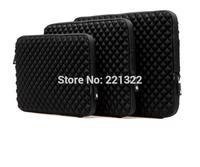 2015 Fashion Neoprene Notebook Laptop Sleeve 11 13 14 15 Lenovo Laptop Bag+Free Gift Keyboard Cover Ultrabook Case For Macbook